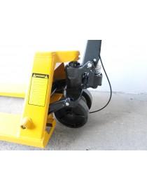 Paletový vozík s brzdou M25B