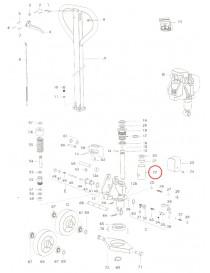 Nádržka na olej pro paletový vozík Jungheinrich AM2000