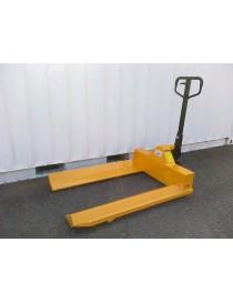 Paletový vozík na role papíru M965