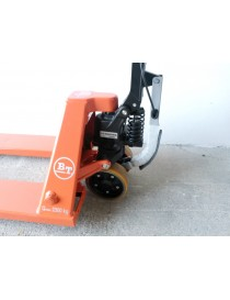 Paletový vozík BT LHM230 P, snadný rozjezd