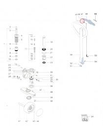 Vložka ovládání paletovacího vozíku Jungheinrich AM2200