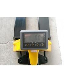 Paletový vozík s váhou MV20M