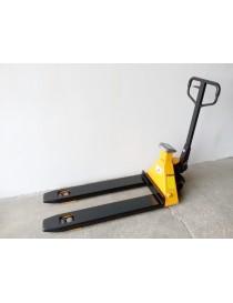 Paletový vozík s váhou a tiskárnou MV20MT