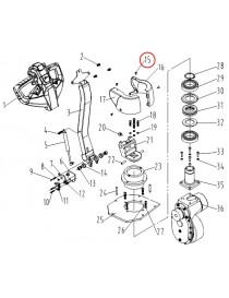 Šroub pro elektrický vysokozdvižný vozík CDD10R