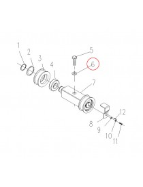 Podložka pro elektrický vysokozdvižný vozík CDD10R