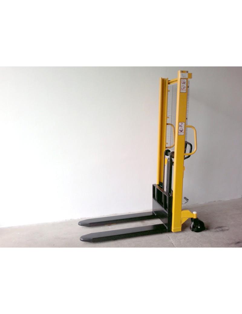 Ruční vysokozdvižný paletový vozík MF10/16