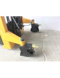 Ruční vysokozdvižný paletový vozík MFP10/16