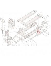 Podložka pro paletový vozík s váhou MV20