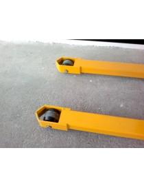 Ruční vysokozdvižný paletový vozík MFR15/25