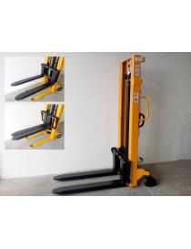 Ruční vysokozdvižný paletový vozík MFPR15/30