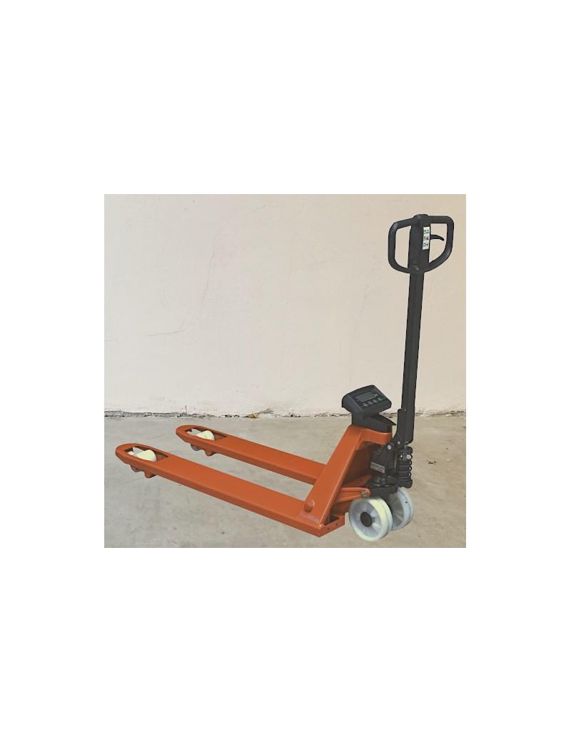 Použitý paletový vozík