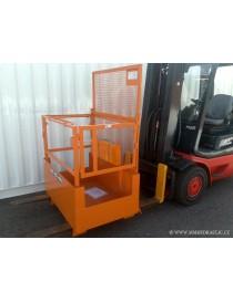 Montážní klec na vysokozdvižný vozík MK01