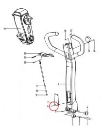 Šroub elektrický paletový vozík CBD12W