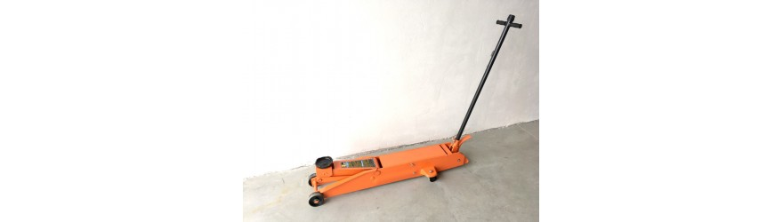 Hydraulické zvedáky - hevery