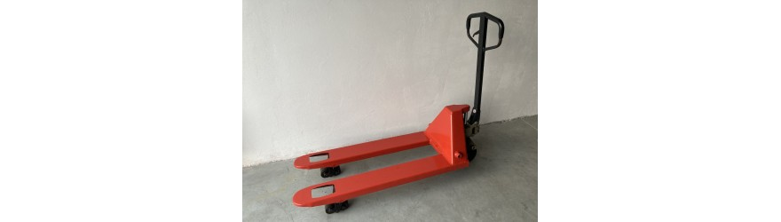 Použité paletové vozíky