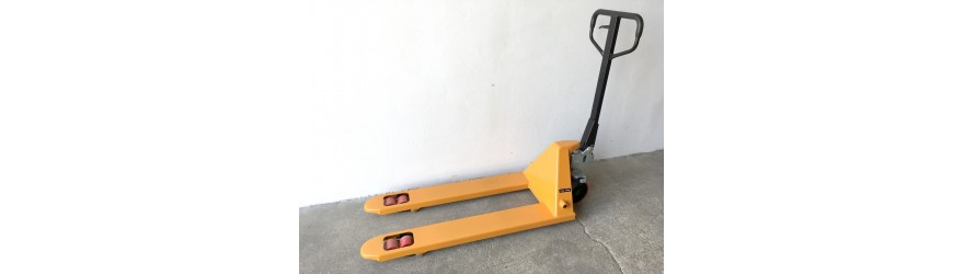 Náhradní díly na paletové vozíky AC