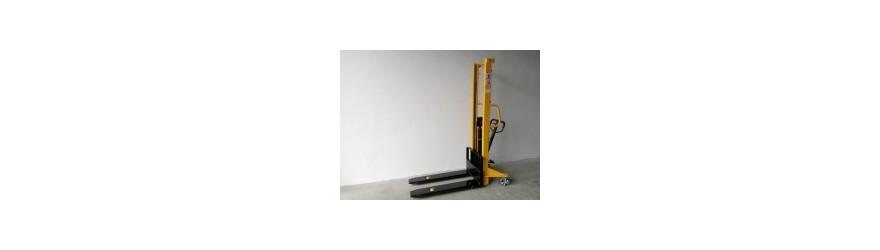 Náhradní díly na ruční vysokozdvižné vozíky MF