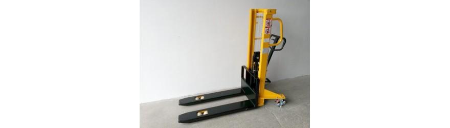 Ruční vysokozdvižné vozíky se zdvihem do 1000 mm